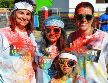 2017 COLOR RUN GROUP