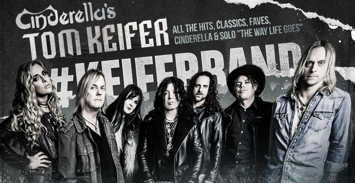 CINDERELLA TOM KEIFER