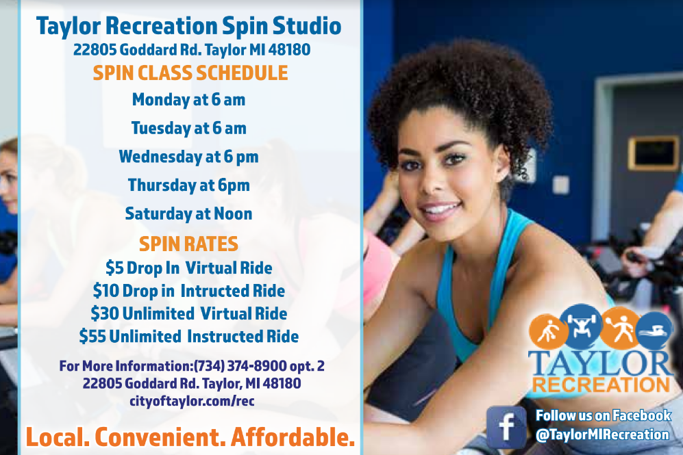 Spin Class at Taylor Rec Center.PNG