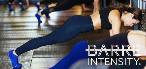 TAYLOR DANCE BARRE INTENSITY